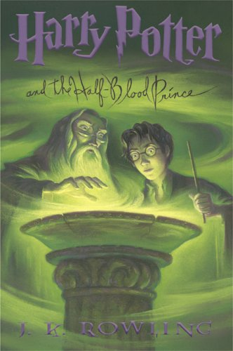 Harry Potter and the Half Blood Prince hits bookstores July 16.